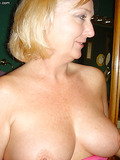 Grannies go nude their big boobs