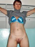 nude mature