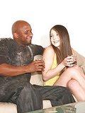 Tifanny star interracial & creampie